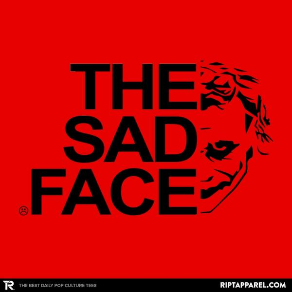 THE SAD FACE
