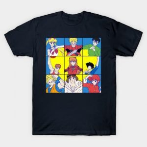The Anime Heart of a 90s Kid (Part 1) T-Shirt