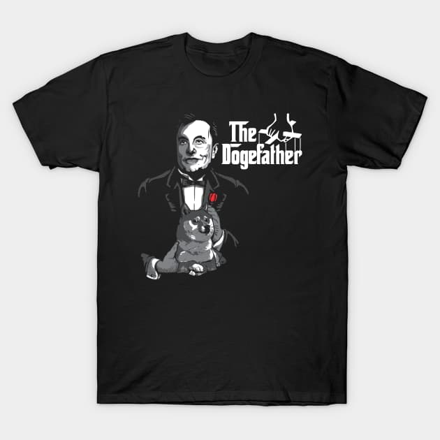 The Dogefather T-Shirt