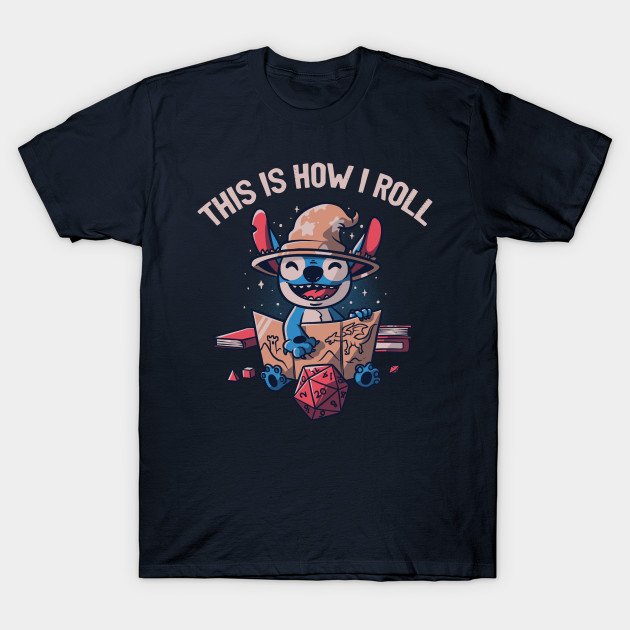 This is How I Roll Stitch T-Shirt