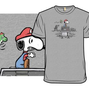 Vintage Gaming Ace T-Shirt