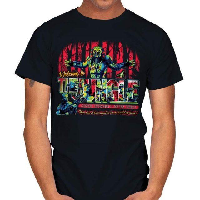 Predator Welcome to the Jungle T-Shirt