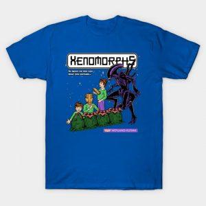 Xenomorph Books T-Shirt