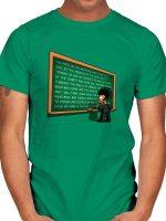 CHALK QUOTE T-Shirt