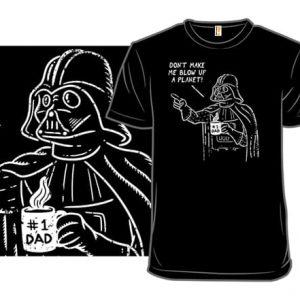 Dad Vader T-Shirt