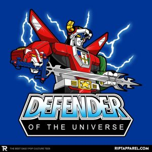Defender of the Universe
