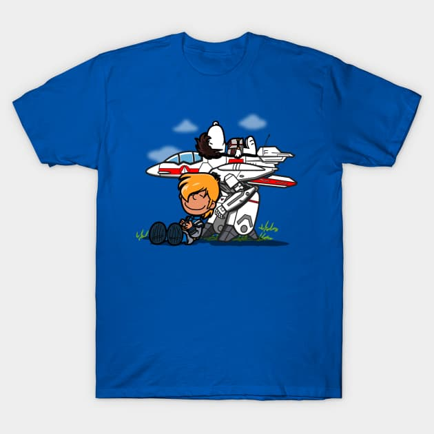 Fighter Pilot Nuts T-Shirt