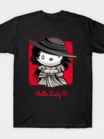 Hello Lady D. T-Shirt