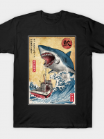 Hunting the Shark in Japan T-Shirt