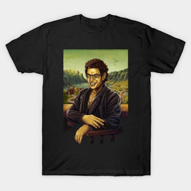 Ian Malcolm T-Shirt