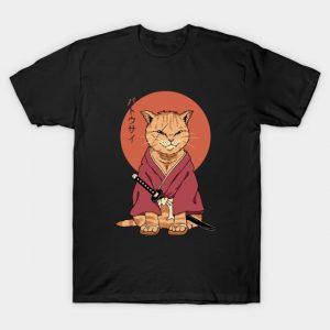 Neko Battousai T-Shirt