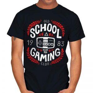 Old School Gaming Club - NES T-Shirt