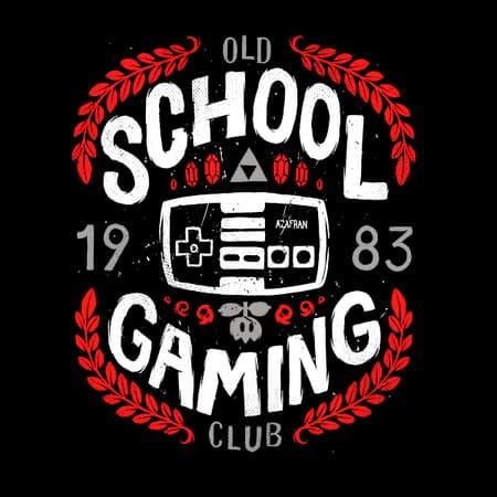 Old School Gaming Club - NES