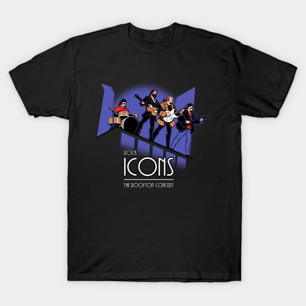 ROCK ICONS T-Shirt