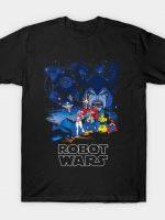 ROBOT WARS T-Shirt