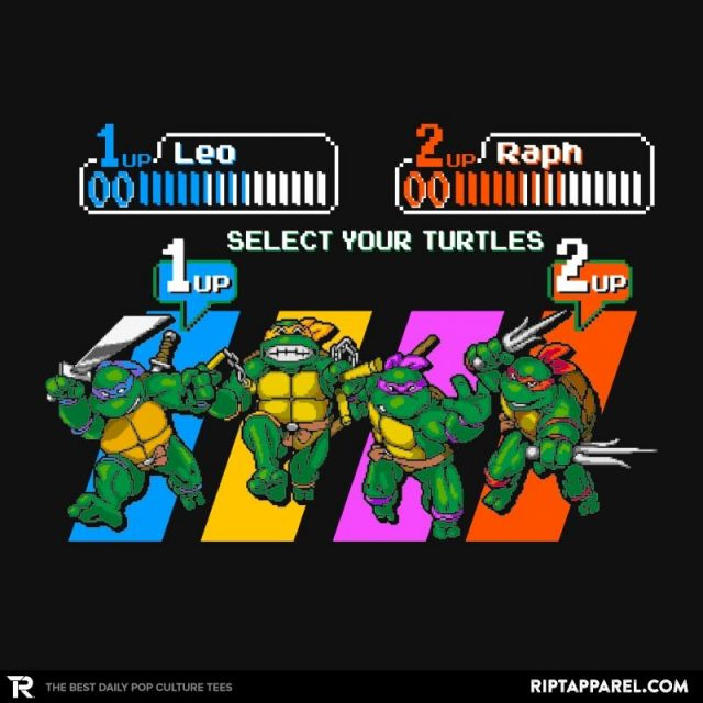 SELECT A TURTLE