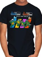 SELECT A TURTLE T-Shirt