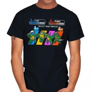 TMNT SELECT A TURTLE T-Shirt