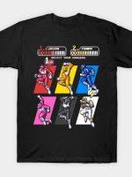 Select a Ranger T-Shirt
