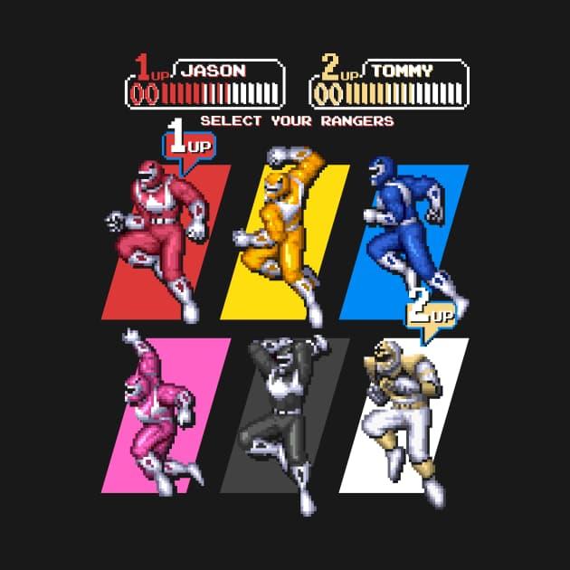 Select a Ranger