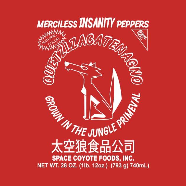 Space Coyote Sriracha