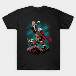 The Asgard King T-Shirt
