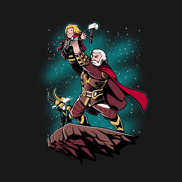 The Asgard King