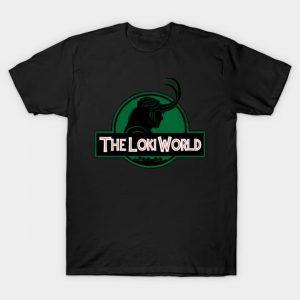 The Loki World T-Shirt