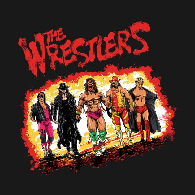 The Wrestlers Remix