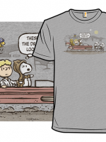 These Are Not the Droids T-Shirt