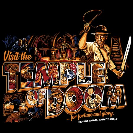 Visit the Temple of Doom