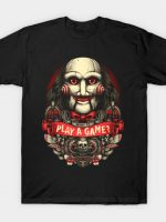 Want to Play a Game T-Shirt
