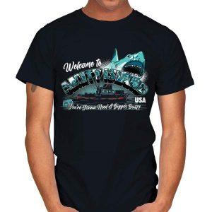 Welcome to Amity Island T-Shirt