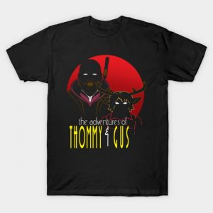 the adventures of Tommy & Gus T-Shirt