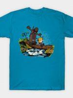 the adventures of the deer boy T-Shirt