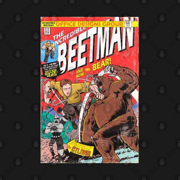 the incredible Beetman
