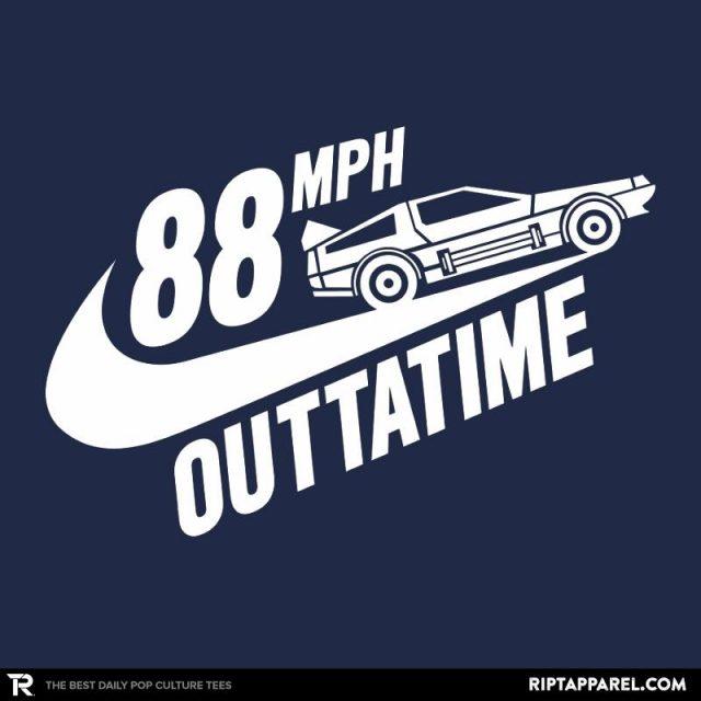 88MPH OUTTATIME