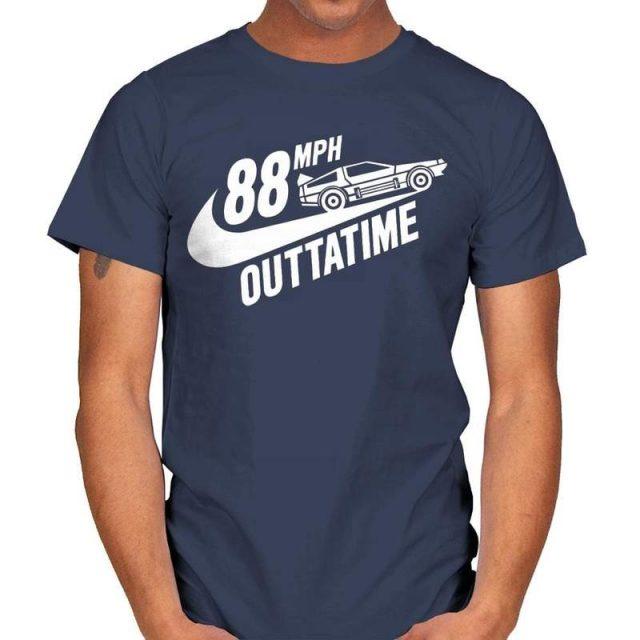 88MPH OUTTATIME T-Shirt