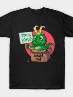 Adopt This Alligator T-Shirt