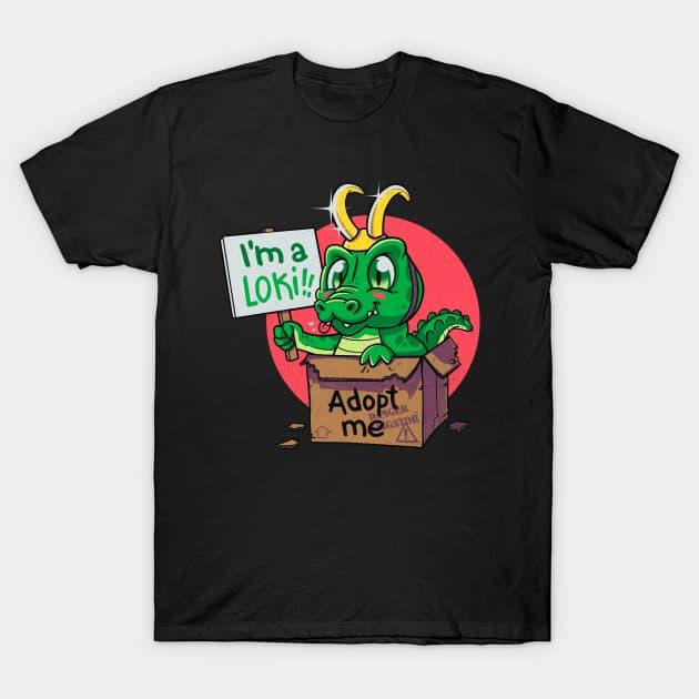 Alligator Loki T-Shirt