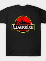 Alligator Park T-Shirt