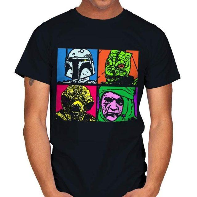 BOUNTY HUNTER POP T-Shirt