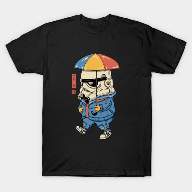 Bucket Head Stormtrooper T-Shirt