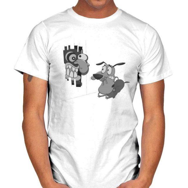 COWARDLY DOG T-Shirt