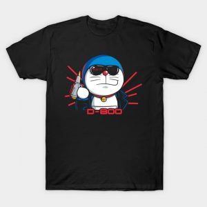 D-800 Doraemon T-Shirt