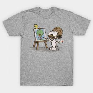 Dog Ross T-Shirt