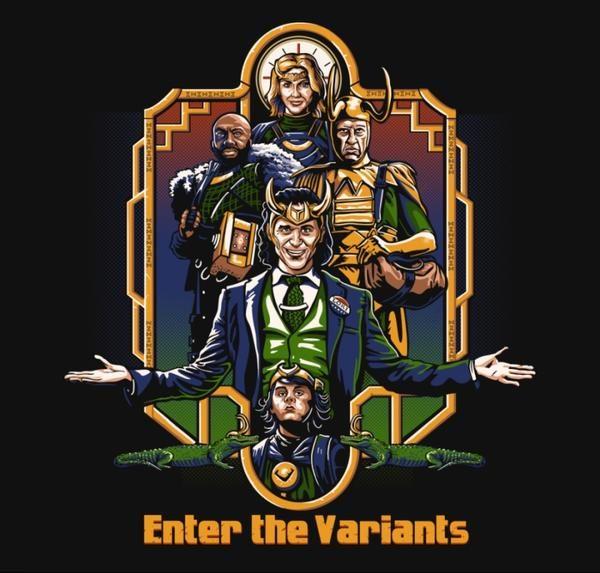 ENTER THE VARIANTS