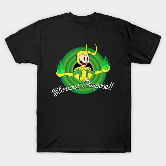 Glorious Purpose!! T-Shirt