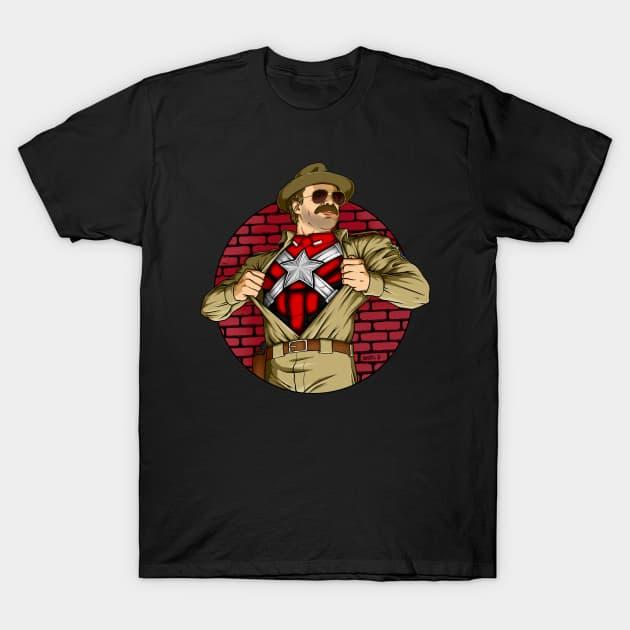 Hopper Guardian T-Shirt