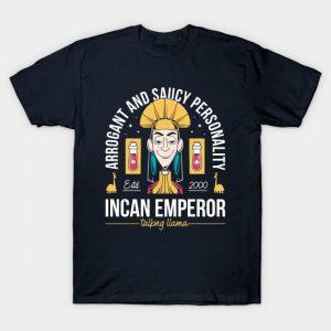 Emperor Kuzco T-Shirt
